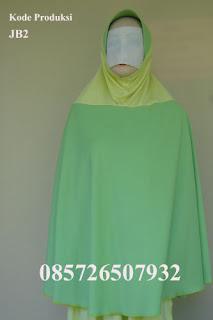 jilbab bergo