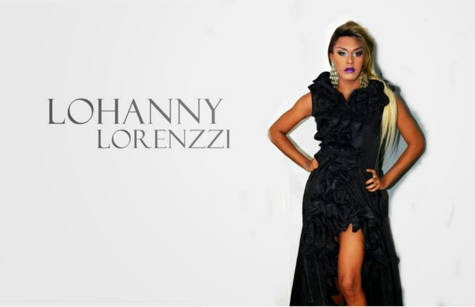 Lohanny Lorenzzi - Top Drag Paraíba 2014