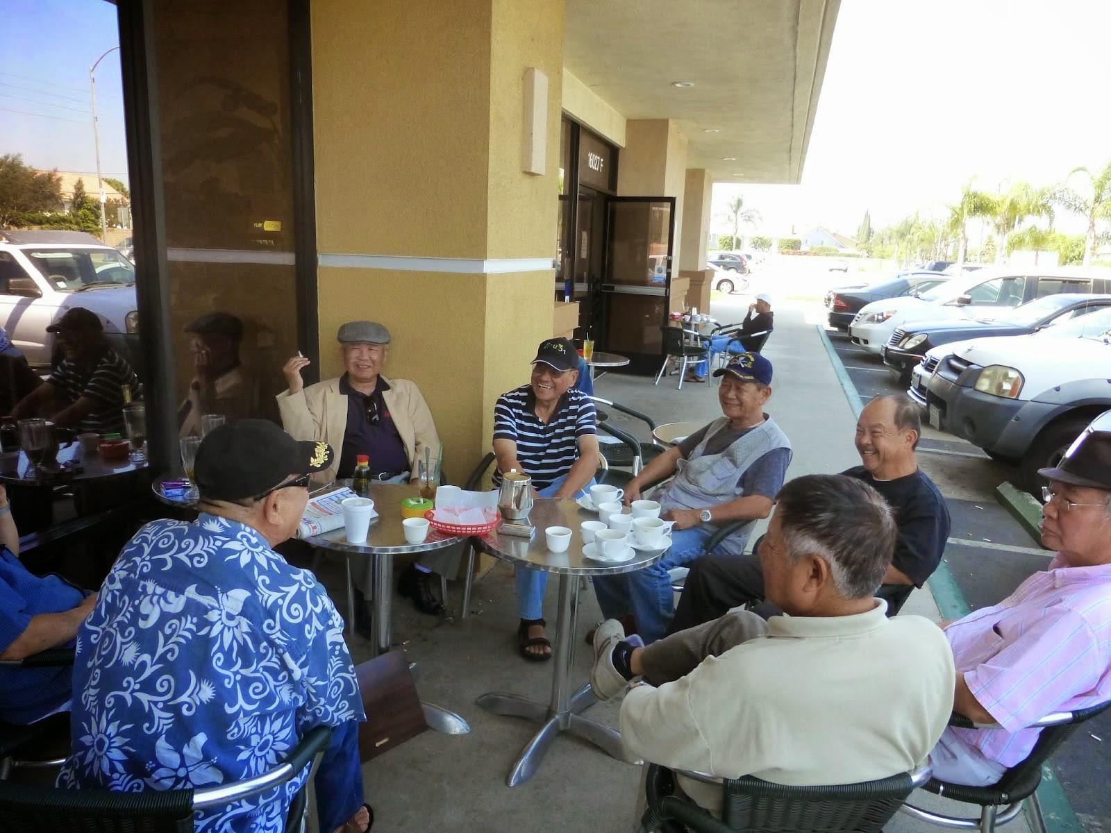 Cafe Mưa Rừng Ngày Chia Tay
