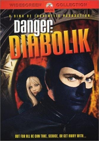 Phim Sát Thủ Cao Cấp - Danger: Diabolik