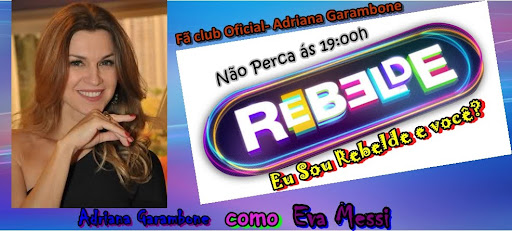 Fã Club- Oficial Adriana Garambone