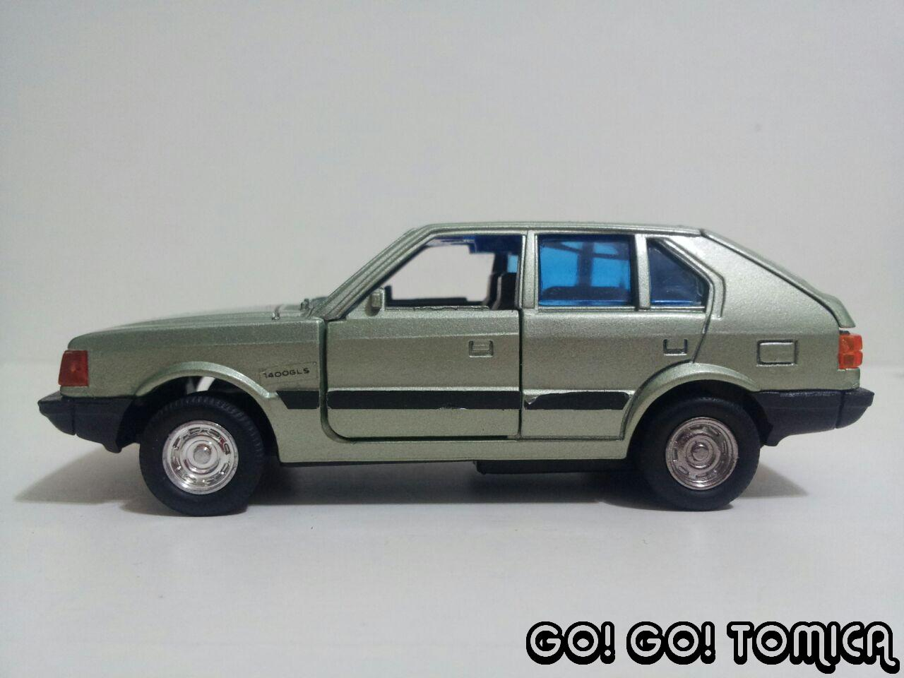Go Tomica Hyundai Pony Ii Reguler Datsun Blue I Remembered That One Of My Primary School Teachers Drove A Tone Close To Todays Wrx And Had Celica Xx2800gt