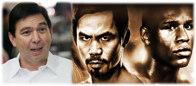 May 3 must be 'National No Brownout Day' for Pacquiao-Mayweather fight