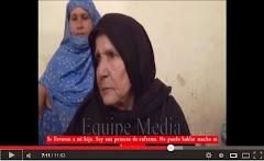 Mulheres saharauis sob a repressão marroquina