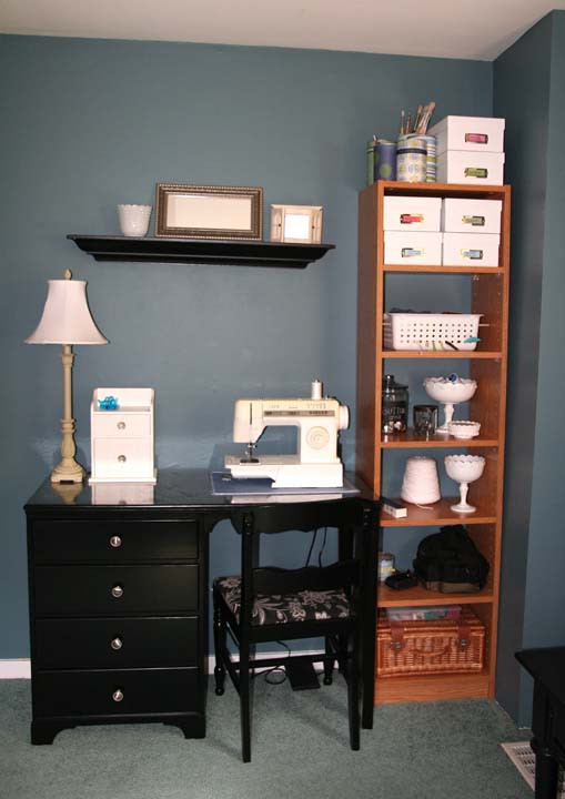 Sohl Design Office Craft Room Furniture Rearranging
