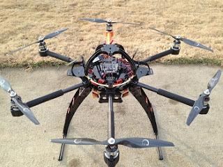 Multicópteros, fotografía y vídeos aéreos