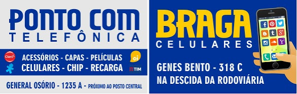 Ponto com e Braga Celulares