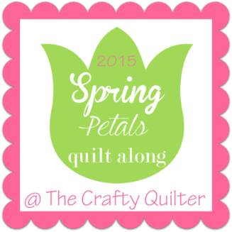 Spring Petals Quilt-A-Long