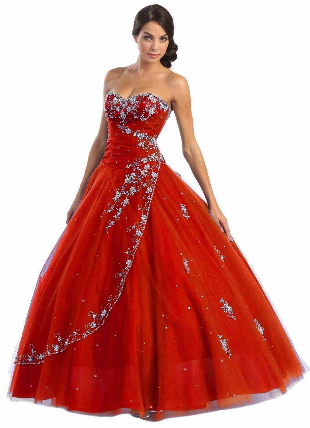 Red Wedding Dresses Photos HD Concepts Ideas