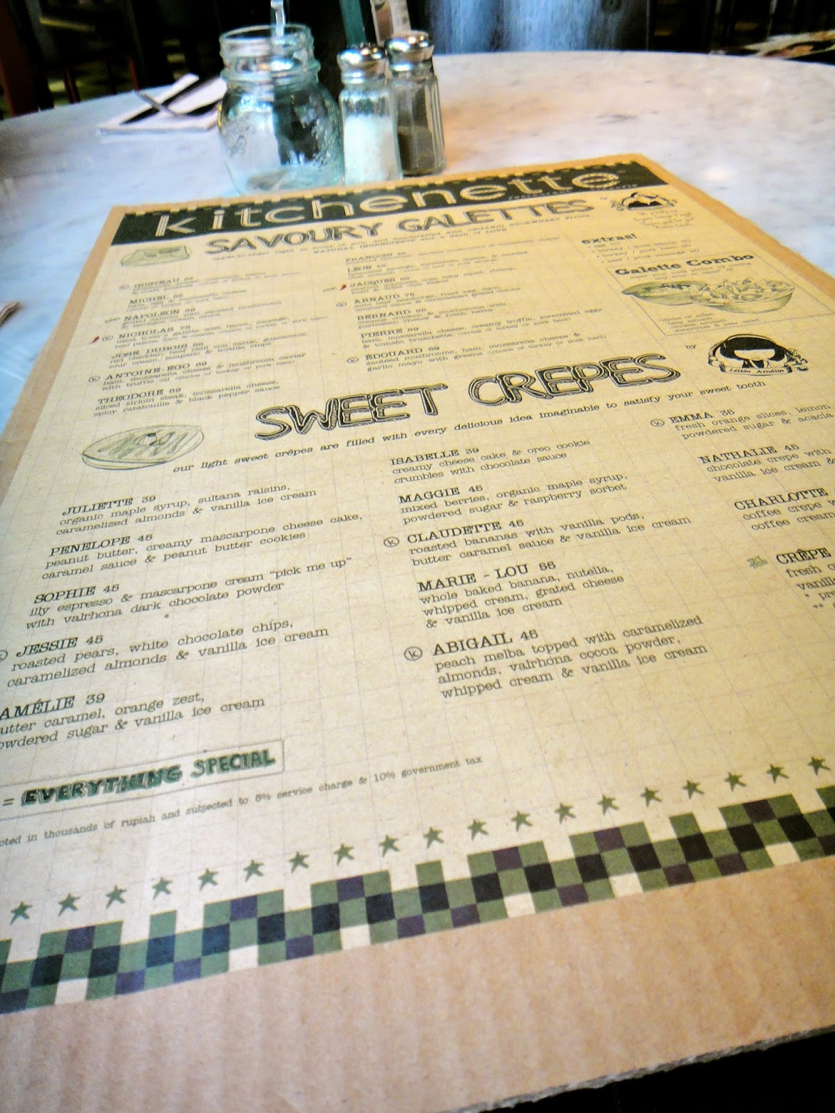 date with my brother at kitchenette central park wandering fel