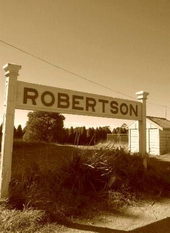 Roberston station
