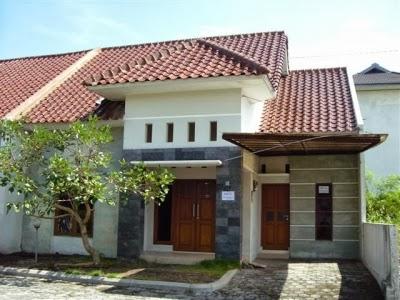contoh bangunan rumah sederhana nan minimalis bagi