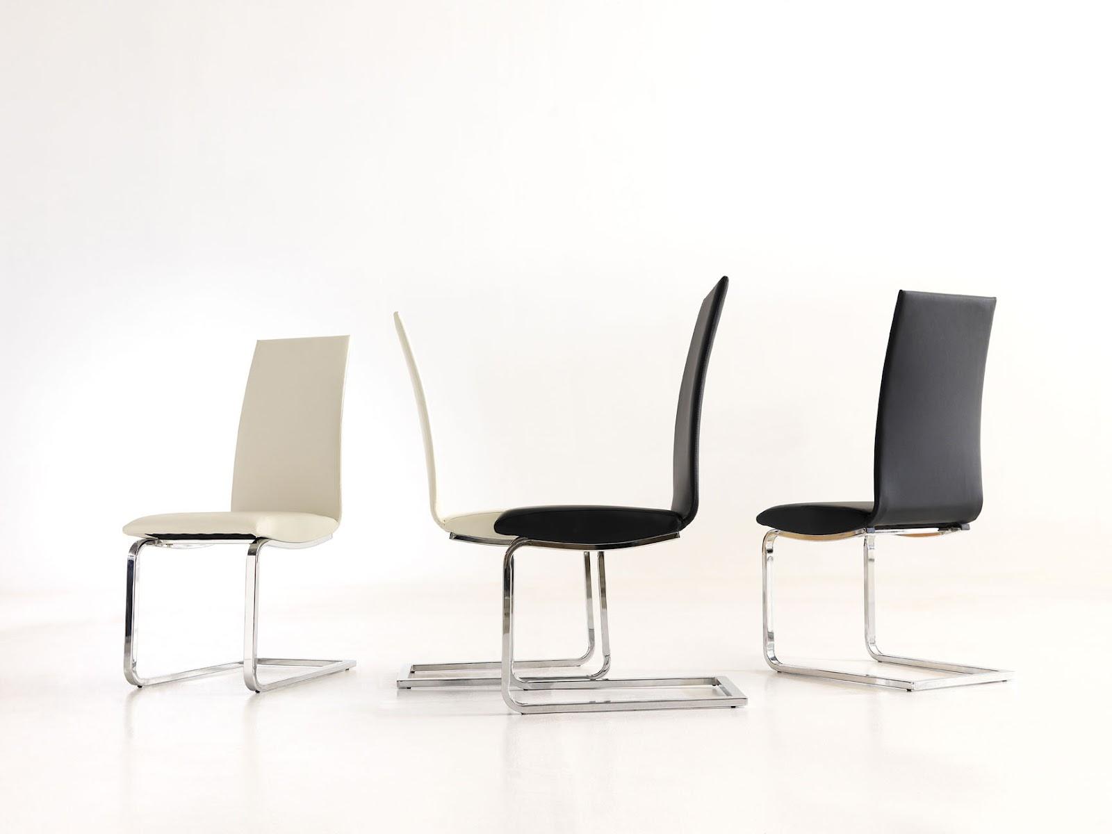 Tendencias hogar sillas tapizadas for Sillas plegables modernas