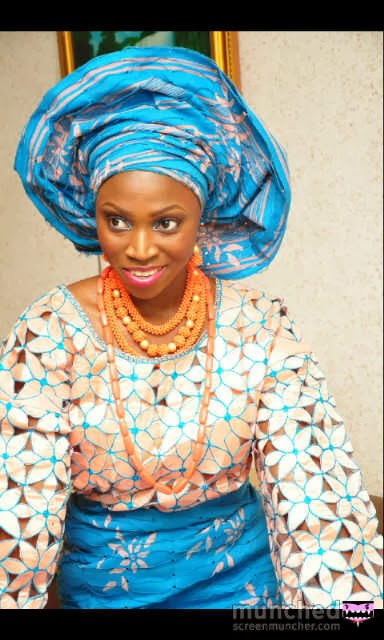 Aso oke and gele traditional african fabric weddings and