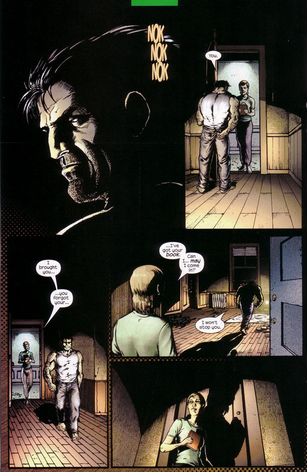 Read online Wolverine (2003) comic -  Issue #1 - 14