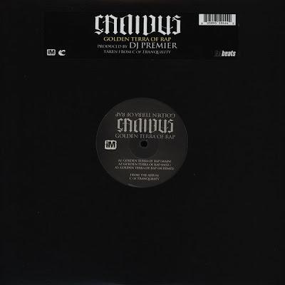 Canibus – Golden Terra Of Rap (VLS) (2010) (VBR)