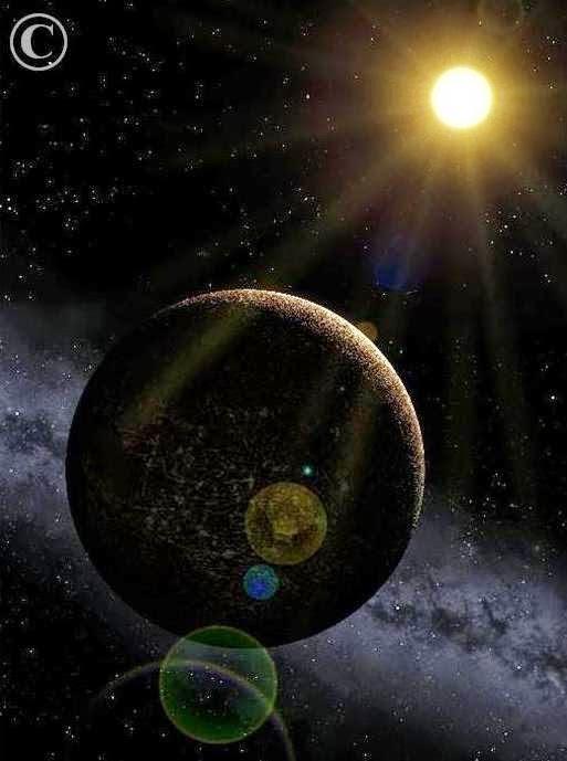 Περί έλξης πλανητών και ανθρώπων