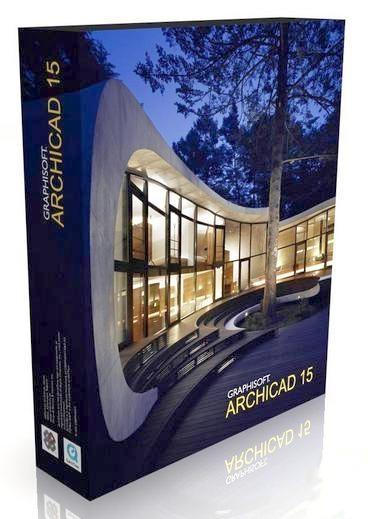 Free Software's Download: ArchiCAD 15 Graphics For 32Bit x86 & 64Bit Full Version Free Download
