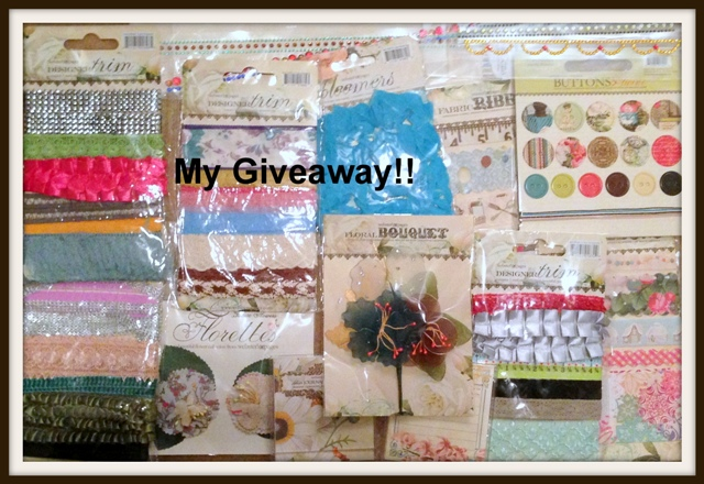 Happy 2nd Bloggaversary To me!! and a Giveaway March 31