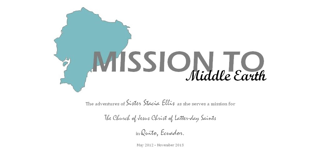 Mission to Middle Earth