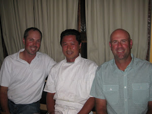 Kuchar Taka Cink PGA Dinner