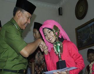 Wabup: 'Bentengi' Generasi Muda dengan Al Quran