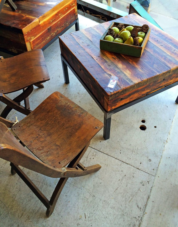 Forever interiors coffee tables for Small block coffee table