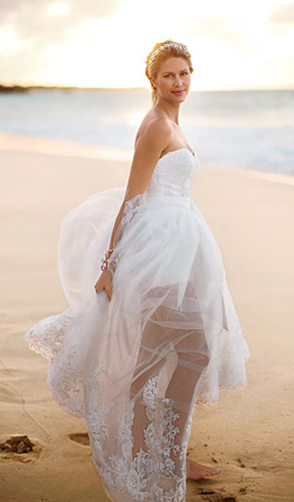 beach wedding dresses cactuar