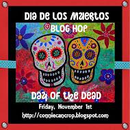 Dia de Los Muertos Blog Hop