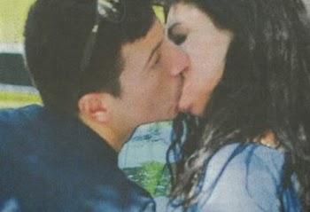 Τα καυτά ...δημόσια φιλιά της Τάνιας Τρύπη με τον κατά 20 χρόνια νεότερο σύντροφό της
