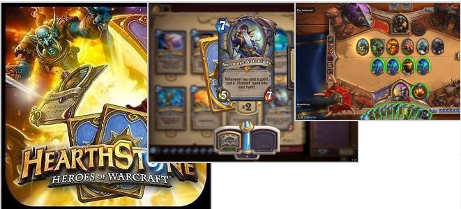 Hearthstone Heroes of Warcraft 2.3.8108 APK