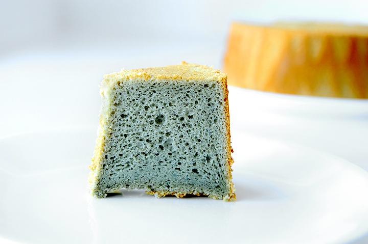 The Heart of Baking: The New Favorite: Purple Yam Chiffon Cake!