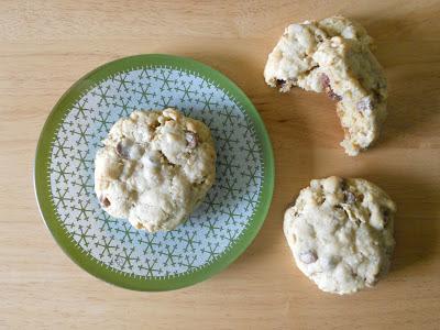classic oatmeal chocolate chip cookies (sweetandsavoryfood.com)