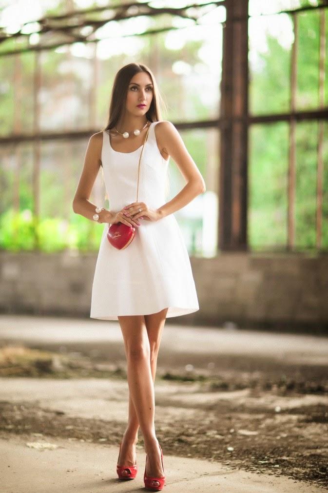 модный блог,блоги на русском языке, русские в англии, белое платье, с чем сочетать белый цвет