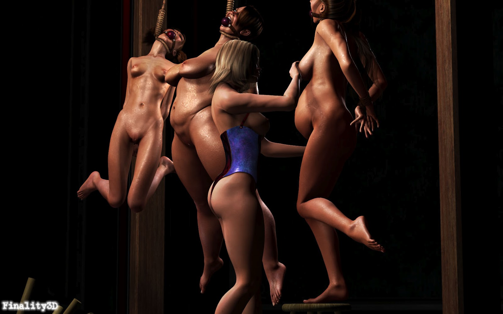 Erotic guillotine 3d sex clips
