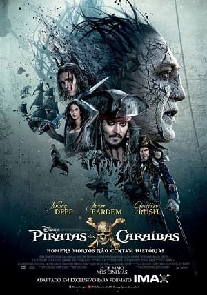 Piratas do Caribe - A Vingança de Salazar Filmes Torrent Download capa