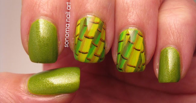 Nails by kayla shevonne guest post michelles bamboo nail art prinsesfo Gallery