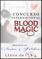 Concurso INTERNACIONAL Blood Magic