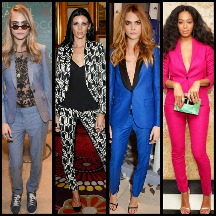 Make a style statement with Blazer suits in winter