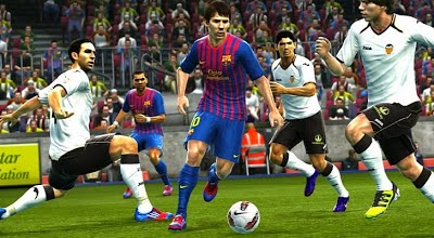 PES 2015 Apk Data Game For Android Smartphone