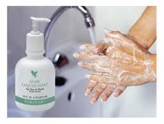 Aloesowe mydło w płynie forever