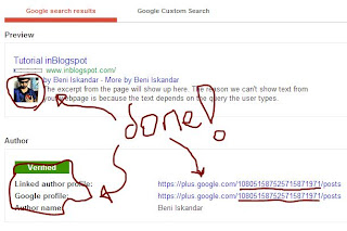 menampilkan foto di hasil pencarian google