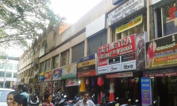 majestic street bangalore