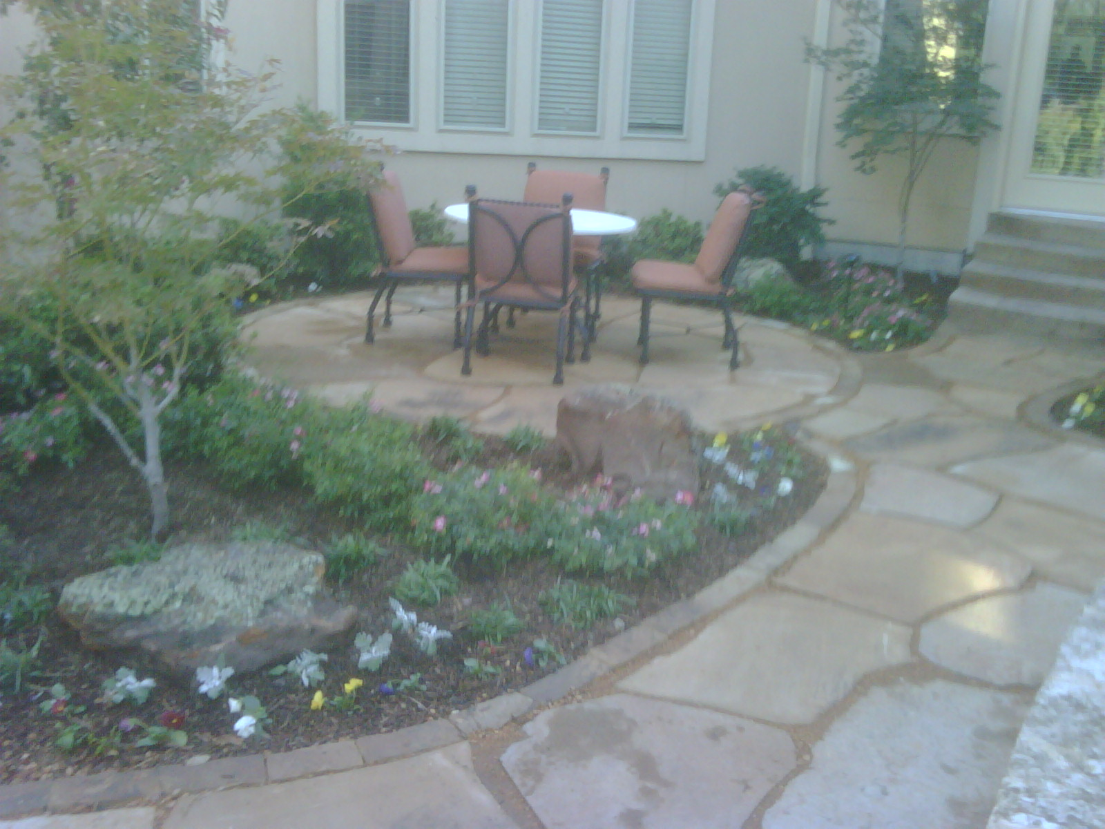mark taylor add a little flagstone in your life