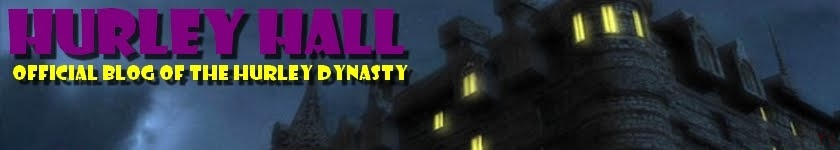 Hurley Hall: The Haunted Blog