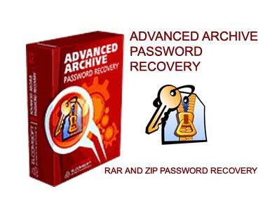تحميل برنامج لفتح الملفات المضغوطة بباسورد 2013 Advanced Archive Password Recovery مجانا