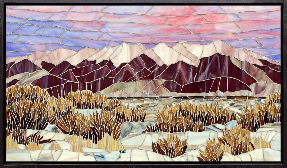 Blanca Massif Alpenglow