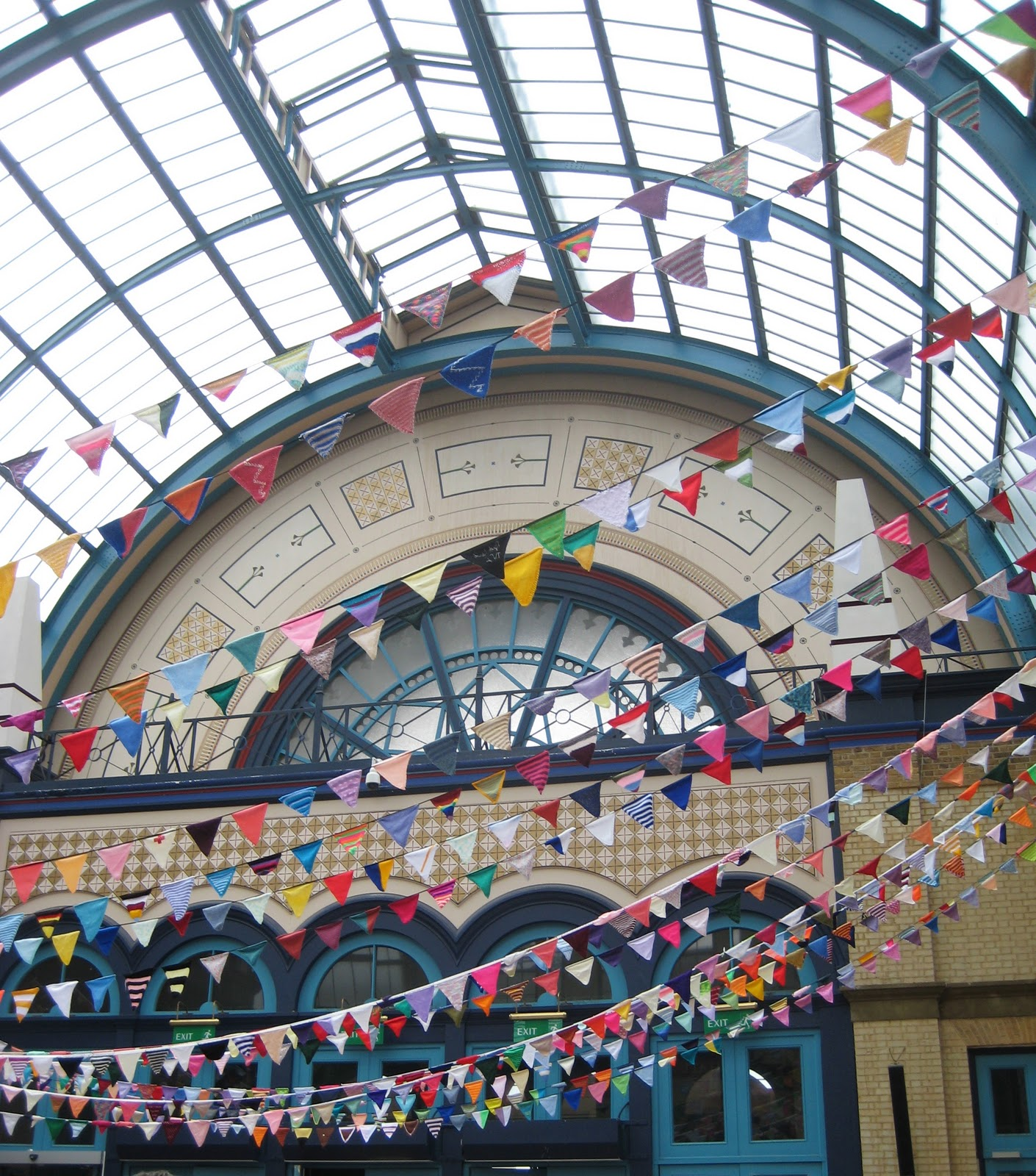 M is for make: The Knitting and Stitching Show at Alexandra Palace