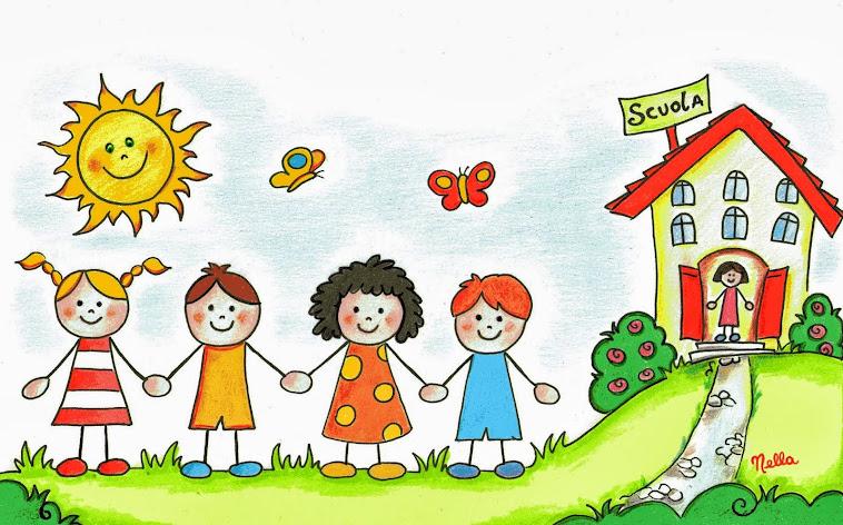 Risultati immagini per disegno scuola infanzia