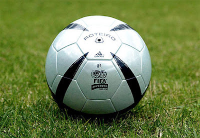 Se filtro imágen del balón que utilizarían en Brasil 2014
